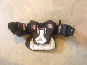 McKenny junior chest protector