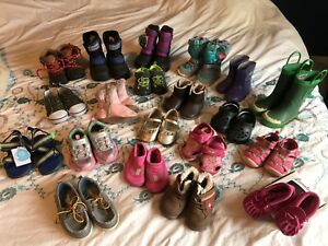 Toddler boots/shoes/runners/sandals/slippers
