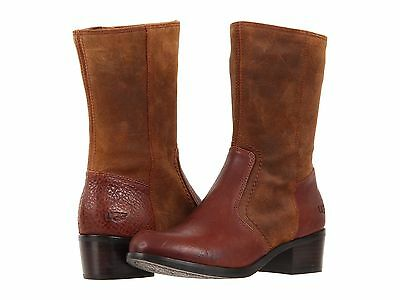Ugg Australia Lou Womens Size 9 Brown Fashion Mid-Calf Boots New