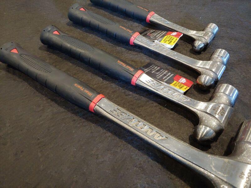 Mac Tools 4pc Anti vibe Ball Peen Hammer Set