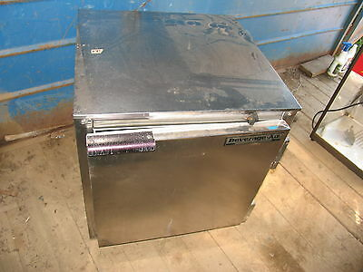 Beverage-air Ucf27 7.3 Cuft Stainless Steel Under Counter Freezer