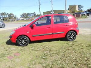 2009 Hyundai Getz S Manual LOW KM - 5 Door Hatchback Wangara Wanneroo Area Preview