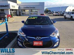 2016 Hyundai Veloster -