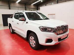 2019 LDV T60 Luxe Auto 4X4 White Breakwater Geelong City Preview