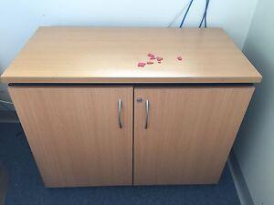 Lockable cabinet Tempe Marrickville Area Preview