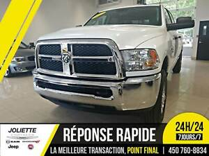 2017 Ram 2500 SLT, CREW, 4X4, BT DE 8 PIEDS, 5.7L HEMI V8