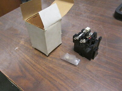 Westinghouse Overload Relay Ba11a Size 1 1p New Surplus