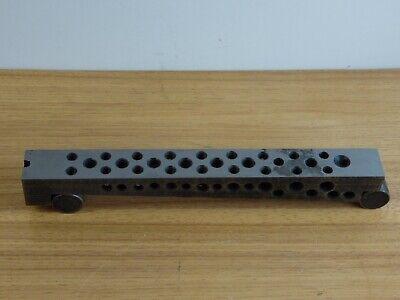 Machinist 10 Inch Sine Bar 1.25 Widen 1.25 High