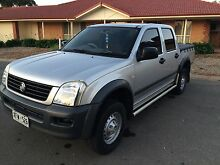 2005 Holden Rodeo dual cab ute, PRICE DROP Andrews Farm Playford Area Preview