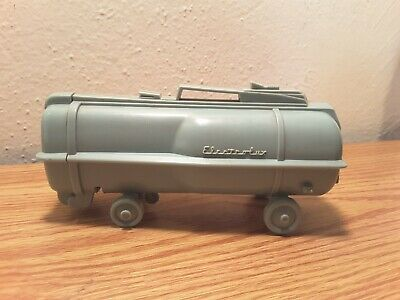 VINTAGE ELECTROLUX ADVERTISING COIN BANK IN SHAPE OF A VACUUM CLEANER