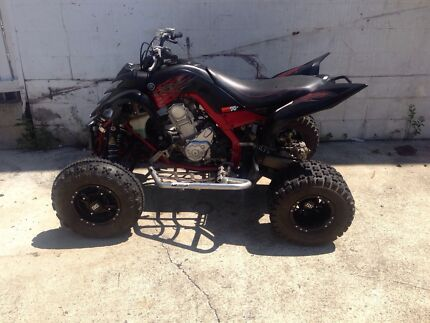 Yamaha Raptor 700cc Special edition Bowen Hills Brisbane North East Preview