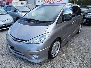 2004 Toyota Estima 2.4 L (#1284) Aeras G Edition Moorabbin Kingston Area Preview
