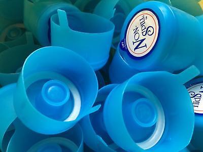 12x  Verschlüsse Caps Wasserflasche Gallone bis 18,9L Wasserspender Verschluss -