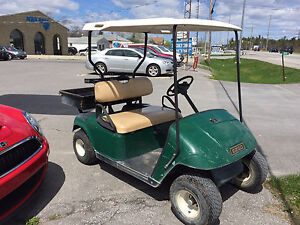 2001 E-Z GO Golf Cart.