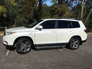Toyota Kluger KX-S Rochedale South Brisbane South East Preview