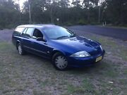 1999 ford au falcon wagon (swap/trade) Central Mangrove Gosford Area Preview