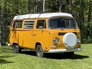 1973 VW Westfalia