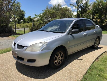 MITSUBISHI LANCER 2005-REGO-RWC-4 CYL-MAGS-AIRBAGS-CHEAP