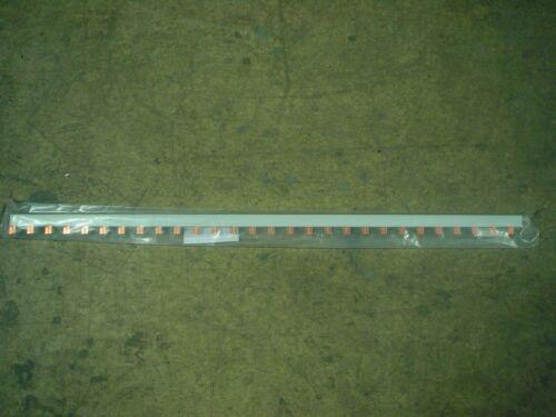 Allen Bradley 1492-A2B1 Ser A Bus Bar 2 Pole 100A 1 Meter   FACTORY SEALED
