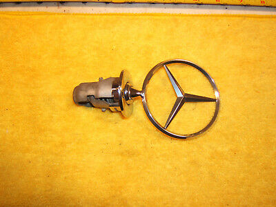 Mercedes W116,W123 300D TURBO DIESEL rear lid Genuine MBZ OE 1 Emblem,1168171915