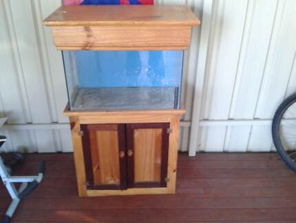 2ft Tank and stand Klemzig Port Adelaide Area Preview