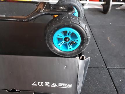 Evolve GT Electric Skateboard