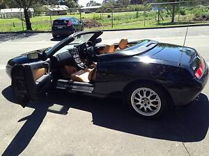 ALFA ROMEO SPIDER (916 Series) - 2.0 T.SPARK 16V LUSSO (LUXURY) Richmond Yarra Area Preview