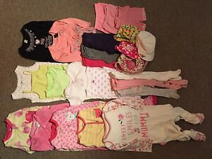 Baby girl clothes size 18-24 months