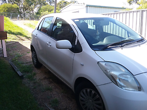 2007 toyota yaris Fern Bay Port Stephens Area Preview