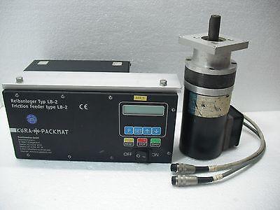 Reibanleger Friction Feeder Lb-2 With Neckar-motoren M863z00000708ip44