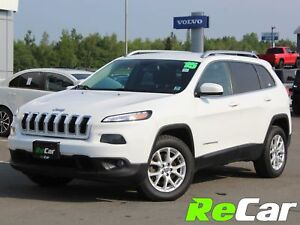 2015 Jeep Cherokee North V6 | 4X4 | HEATED SEATS | BACKUP CAM