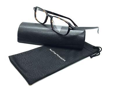 Barton Perreira Brown Eyeglasses  DAW JESTON 50 mm Designer  Demo Lenses