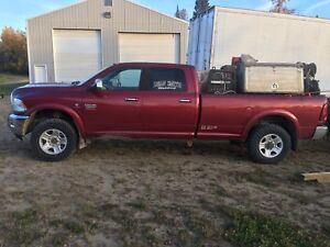 2012 dodge 3500 welding truck.