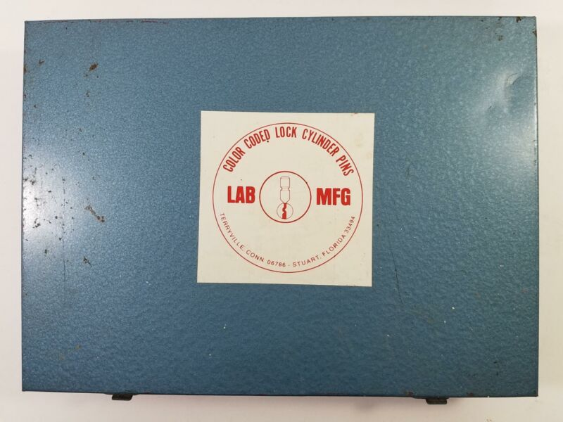 LAB Mfg 3 in 1 Color Coded Automotive Pin Kit GM/General Motors Ford Chrysler