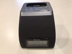 GC iHome iP21 for iPod / iPhone Docking Station Speaker Recharging Alarm clock