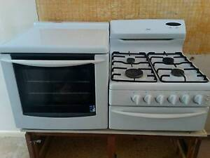 CHEF STELLAR SIDE BY SIDE FAN FORCED GAS STOVE Glynde Norwood Area Preview