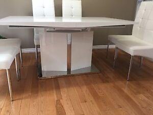 Creative Extendable Dining Table Regina Regina Area image 5