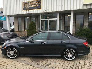2013 Mercedes-Benz C-Class C 63 AMG NAV+ROOF SUPER DEAL!!!!!