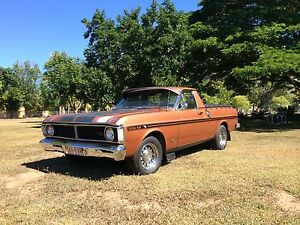 XY ute 1971 Bluewater Park Townsville Surrounds Preview