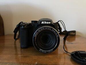 Nikon P500 Coolpix digital camera