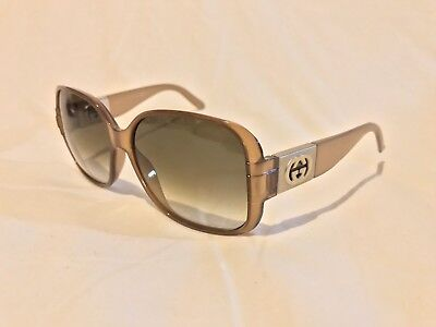 CHEAP! (NEW) Gucci GG 3170/S UXZDB Women's Brown Grey Sunglasses PRICED TO SELL!