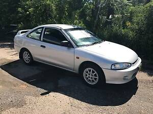2001 Mitsubishi Lancer Coupe South Maitland Maitland Area Preview