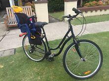 Bike with baby seat Bondi Beach Eastern Suburbs Preview