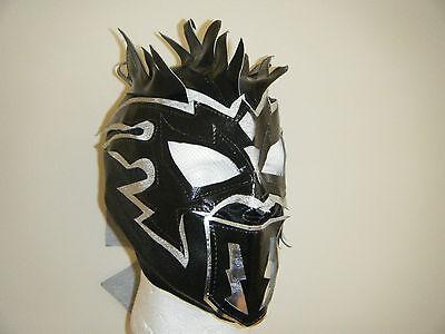 Kalisto Voller Kopf Kinder Wrestling Maske Wwe Kostüm Verkleidung Lucha Drachen