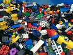 Bricks and Minifigs in Bulk