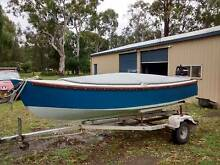 Fishing Family boat converted putt putt Booker Bay Gosford Area Preview