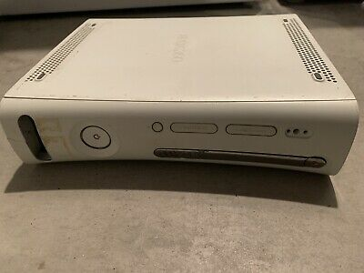 Microsoft Xbox 360 Pro 20GB Console - Matte White