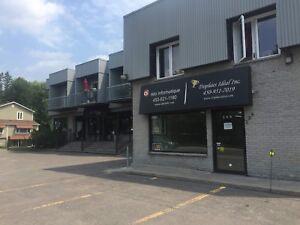 Local commercial à louer à Rosemère
