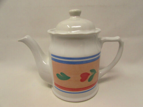 International Tableworks China TULIPANO CAPRI Tulip Tea Pot (Loc K)