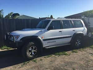 Nissan Patrol Launceston Launceston Area Preview